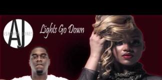 Ashthon Jones Lights Go Down