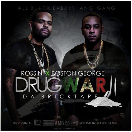 Boston George & Boo Rossini Drug War 2, New Mixtapes, Hip Hop Mixtapes, New Music, SuperIndyKings, Mixtapes, Hot Music, Hot Rap Mixtapes, Hot Hip Hop Mixtapes, New Hip Hop Mixtapes, Rap Mixtapes, New Rap Mixtapes, New Rap Music, New Hip Hop Music, Boston George, Boo Rossini,
