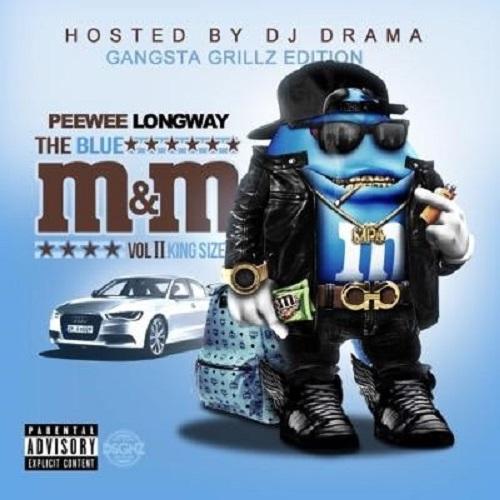 PeeWee Longway The Blue M&M 2