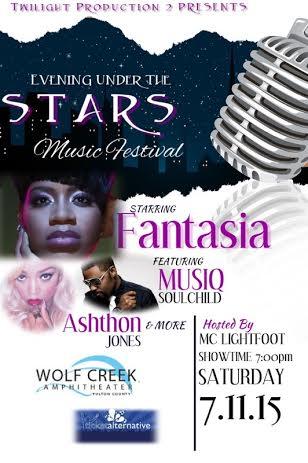 SuperIndyKings, R&B Music, Fantasia, Dru Hill, Musiq Soulchild, Evening Under The Stars Music Festival, Blog, Music, Live Performance, Ashthon Jones,