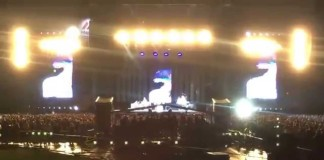 Dave Grohl, Foo Fighters, Live Performance, Concert, Rock Music, Blog, SuperIndyKings,