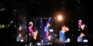 Gillette Stadium, Ed Sheeran, Chris Martin, Coldplay, Blog, SuperIndyKings, Live Performance, Concert, Pop Music, Rock Music,