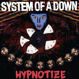System Of A Down Released Their Hypnotize Album