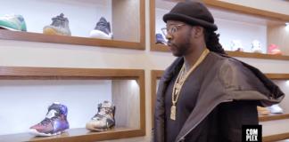 2 Chainz Goes Sneaker Shopping