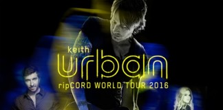 Keith Urban Announces RipCORD, Keith Urban, Tour, Concert, Live Performance, Country Music, Blog, SuperIndyKings, RipCORD World Tour,