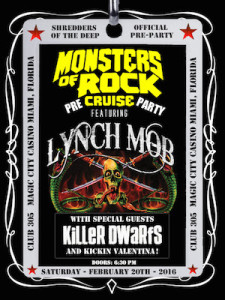 Monsters Of Rock Cruise, Tour, Music Festival, Blog, Rock Music, SuperIndyKings,