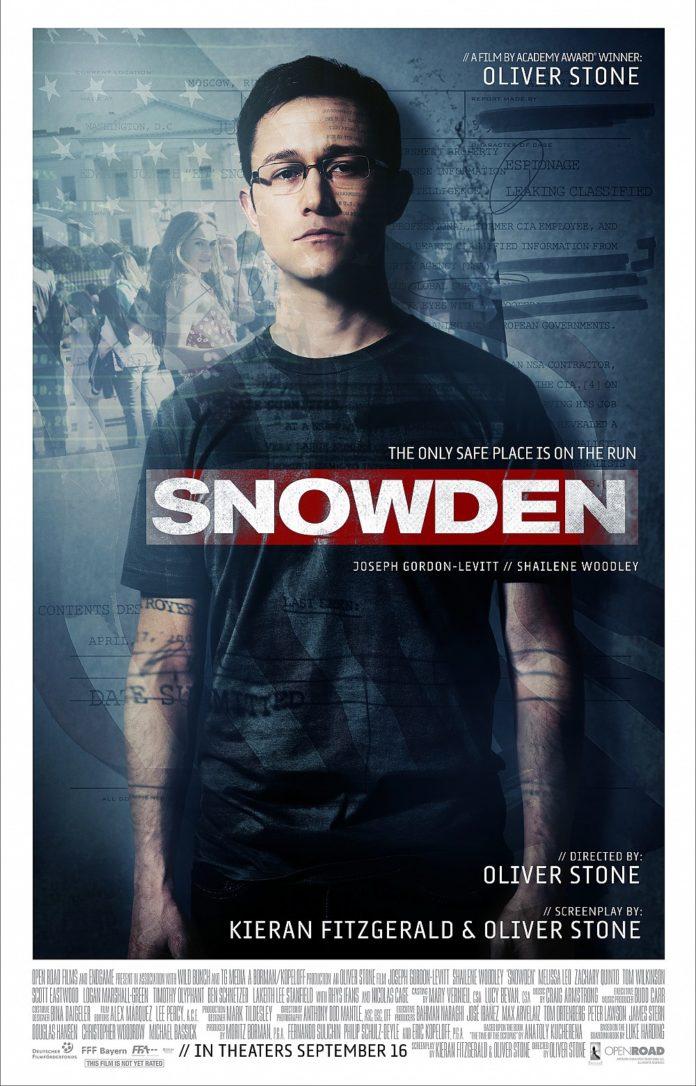 Snowden, Jason Gorden-Levitt, Shailene Woodley