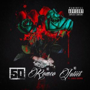 50 Cent No Romeo, 50 cent, Chris Brown, superindykings