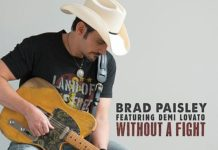 Brad Paisley Without a Fight, brad paisley, demi lovato, superindykings