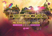 Paradiso Festival 2016, music festival, blog, superindykings