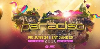 Paradiso Festival 2016, music festival, blog, superindykings