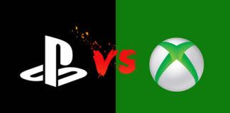 Xbox, Playstation, Xbox vs Playstation