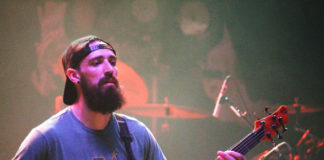 After the Burial Bassist Lee Foral, after the burial, lee foral, superindykings, music blog