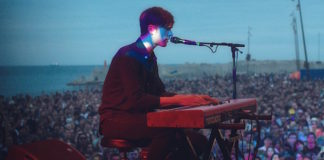 James Blake North American Tour, james blake, tour, blog, superindykings