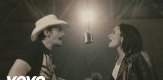 Brad Paisley Without a Fight, brad paisley, Demi Lovato, country music videos, superindykings