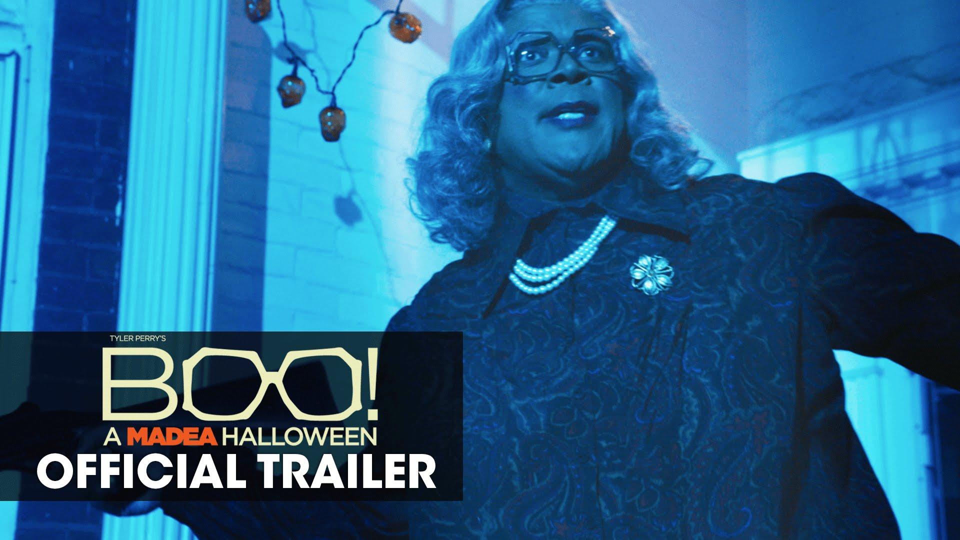 Boo! A Madea Halloween (Official Movie Trailer)