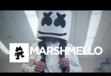 Marshmello Alone, marshmello, superindykings