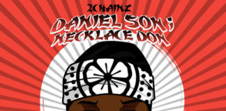 2 Chainz Daniel Son Necklace Son