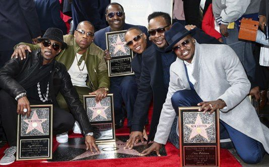 New Edition Received a Star