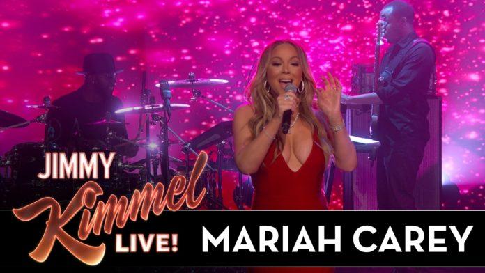 Mariah Carey Performs I Dont