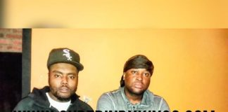 C Grand Hits The Studio With Quilly Millz