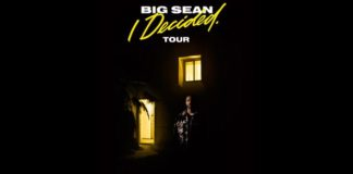 Big Sean I DECIDED Tour