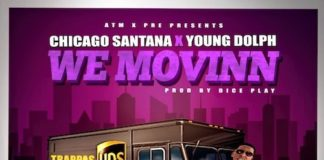 Chicago Santana We Movinn
