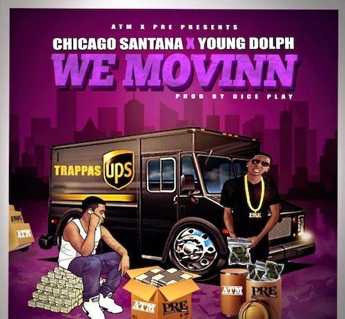 Chicago Santana We Movinn
