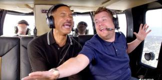 Carpool Karaoke with Will Smith