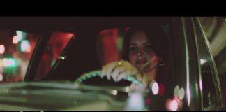 Lana Del Rey White Mustang