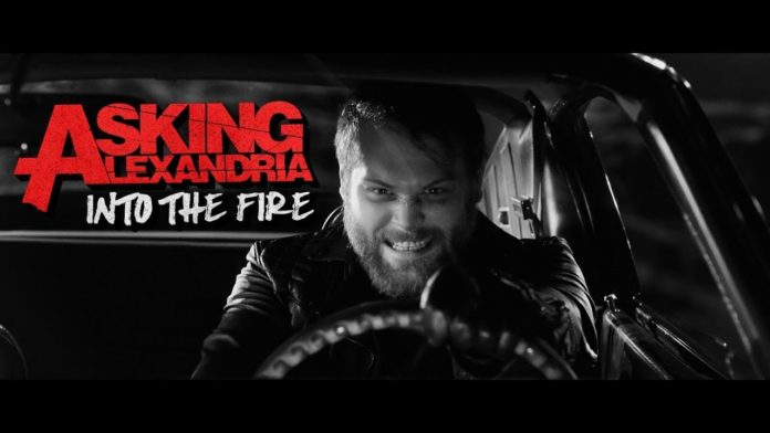 Asking Alexandria Into The Fire